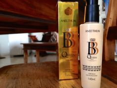 Resenha BB Queen Hair Balm da Aneethun hair review products produtos