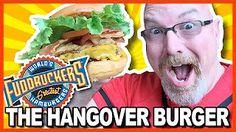 "Fuddruckers ""The Hangover Burger"" & Chocolate Shake in Galveston, Texas Chocolate Shake, Food Reviews, A Food, Snack Recipes, Frozen, Galveston Texas, Chips, Meals, Dishes"