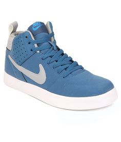 Nike Blue Canvas Shoes - http://weddingcollections.co.in/product/nike-blue-canvas-shoes/