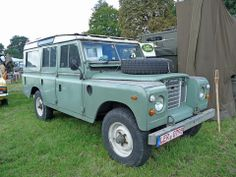 Land Rover Series III 109                                                                                                                                                                                 More