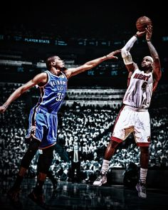 The Newest All Around Package of an NBA Star with Height, Power & Drive to Prove it 2~~~!
