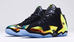 BMF Style: Nike LeBron 11 EXT 'Metallic Gold'