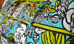 My Grandmother would buy us Vera Bradley when we were little and made us fall in love at a young age.  That love continues and we have something Vera Bradley for every trip, every occasion possible.