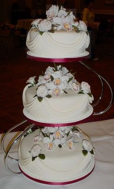 wedding cakes by Franziska. The Clare vincent cake