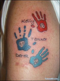 Tattoo of kids names-i want to get the kids names but haven't seen anything i liked but i'm thinking something like this????????????