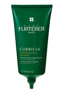 A two-in-one formula, this sudser combines a shampoo and scalp mask to purify the scalp and regulate oil production. The curbicia extract it contains helps regulate oil production, while the natural clay absorbs oil and cleans your scalp.Rene Furterer Curbicia Purifying Clay Shampoo, $23.95, amazon.com. -Cosmopolitan.com