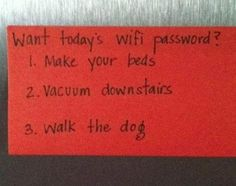 Very FUNNY notes parents leave to their kids