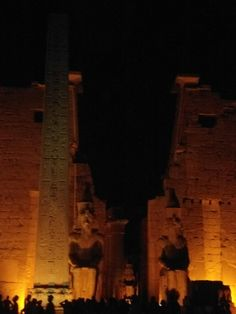Louxor Temple