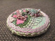 embroidered button - /crzqltr/crazy-quilting-4/     958 pins  BACK