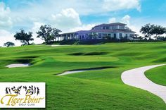 $22 for 18 Holes with Cart at Tiger Point #Golf Club in Pensacola, #Florida.