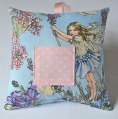 Handmade Jane: Tooth Fairy Cushion Tutorial