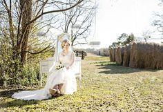 Winter Wonderland Rustic Wedding - Bridal Hot List