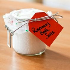 Making homemade bath scrubs are so easy, you'll never want to buy them again!