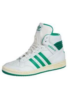 PRO CONFERENCE HI - Korkeavartiset tennarit - valkoinen Adidas Samba, Adidas Originals, Adidas Sneakers, Conference, Shoes, Zapatos, Shoes Outlet, Shoe, Footwear