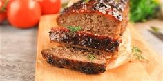 Tips and tricks to making the best meatloaf recipe. How to get moist and juicy meatloaf each and every time that you bake it! Tips and tricks to making the best meatloaf recipe. How to get moist and juicy meatloaf each and every time that you bake it! Good Meatloaf Recipe, Best Meatloaf, Turkey Meatloaf, Meatloaf Recipes, Italian Meatloaf, Healthy Meatloaf, How To Cook Meatloaf, Healthy Low Carb Recipes, Healthy Cooking
