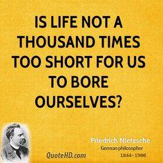 Friedrich Nietzsche Quote shared from www.quotehd.com