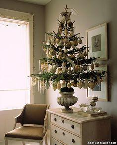 martha stewart christmas decorations | christmas-tree-decorations--Martha Stewart