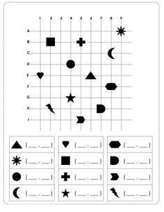 Açıkça belirtilmiş bir başlangıcı ve sonu olan Fun Math, Math Games, Preschool Activities, Fine Motor Activities For Kids, Kids Learning, Visual Perception Activities, Flashcards For Kids, Coding For Kids, Math Worksheets