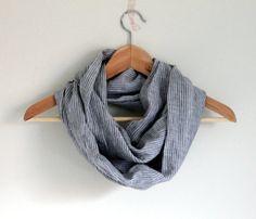 Striped Scarves by Amaya Handmade