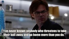 Mitch always knows how to lay it out #ZooCBS