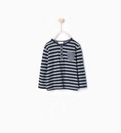 ZARA - KIDS - Striped T-shirt