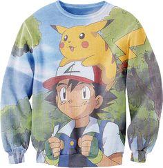 Sexy Sweaters !  #pokémon #Sachamonamour !