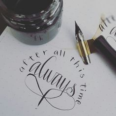 After all this time? -always /by AFestetik