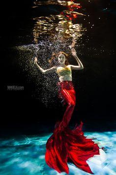 Mermaid by Rafal Makiela on 500px