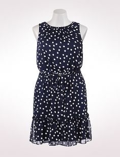Dress Barn...cute!  Purchased! Now to get some shoes...