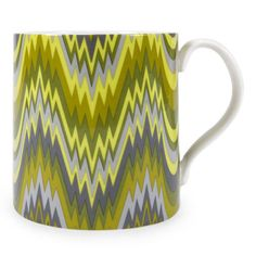 "yes o yes! the ""acid palm mug"""