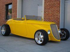 1934 Ford Custom Hot-Rod by Boyd...My absolute DREAM CAR!!!!