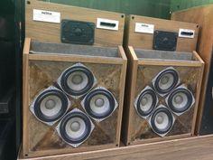 Diy Speakers, Loudspeaker, Audio Equipment, Audiophile, Retro, Cool Stuff, Ebay, Acoustic, Life