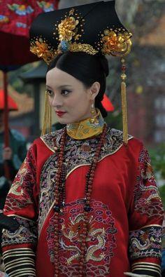 Tôn Lệ - Chân Hoàn Drama Hậu Cung Chân Hoàn Truyện
