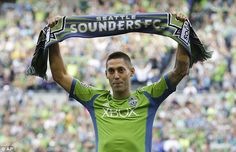 Clint Dempsey - Seattle Sounder as of August 3rd, 2013 - And just like that... I'm a Seattle fan!