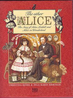 La historia de Alice Liddell