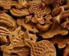 Výsledek obrázku pro vizovické pečivo Honey Cookies, Diy For Kids, Stuffed Mushrooms, Vegetables, Food, Big, Christmas, Stuff Mushrooms, Xmas