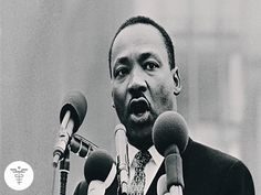 Be inspired by 55 of Martin Luther King Jr.'s quotes, ranging from his famous MLK sayings about equality, faith and love, to other lesser-known quotes speaking to truth and wisdom. Martin Luther King, Atlanta, Civil Rights Movement, I Have A Dream, King Jr, Powerful Quotes, Black Power, Social Marketing, Art History