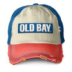 OLD BAY® - Distressed Logo - OLD BAY® Summer Tees