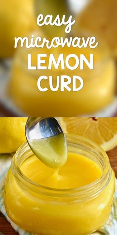 the easiest Lemon Curd ever and then put it on absolutely everything. Not sure what Lemon Curd is? This post explains it!Make the easiest Lemon Curd ever and then put it on absolutely everything. Not sure what Lemon Curd is? This post explains it! Microwave Lemon Curd, Easy Lemon Curd, Lemon Bars, Microwave Cupcake, Vegan Lemon Curd, 13 Desserts, Lemon Desserts, Lemon Curd Dessert, Lemon Curd Cake