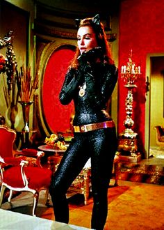 Catwoman - Batman TV Series (1966 - 1968)