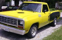 1984 Dodge Ram D100 By Jerry McQueen - Update