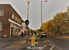 Church Road. Willesden NW10