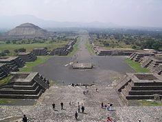 Teotihuacán - Wikipedia, la enciclopedia libre