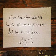 Daily Haiku on Love by Tyler Knott Gregson  #tylerknott
