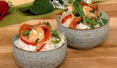 The Chew | Recipe  | Tracy Fitzpatrick's Green Curry Shrimp