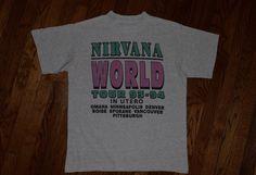 1911fb86 Details about Vintage Soundgarden Superunknown tour t-shirt 1994 rock  grunge 90's Reprint