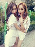 ¡Fei y Jia de miss A muestran su bella y cercana amistad! : __ Generacion Kpop Radio __