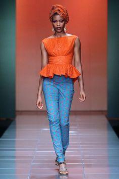 Mercedes Benz Fashion Week Africa Bongiwe-Walaza-for-M African Inspired Fashion, African Print Fashion, Africa Fashion, Fashion Prints, Fashion Design, African Prints, Fashion Styles, Ethnic Fashion, Fashion Ideas