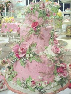 Wow! Fake Cake! | Faux, Fake, & Fabulous | Pinterest)