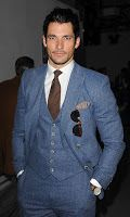London Collections: Men S/S 2014 (Day I) (Update) ~ David James Gandy